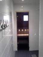 Kylpyhuone- ja saunaremontti_As Oy Angervonpolku